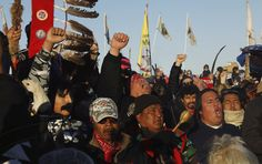 The Lesson from Standing Rock: Organizing and Resistance Can Win - Nov 5, 2016 -  Indigenous water protectors are showing us how to fight back—and how to live again. By Naomi Klein