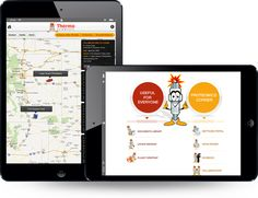 Thermo Sparkplug iPhone and iPad Application Development : Mobile Application Development