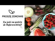 Co jeść na poście dr Dąbrowskiej? Jak budować jadłospis? - YouTube Vegetables, Health, Recipes, Youtube, Food, Diet, Health Care, Recipies, Essen