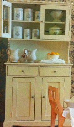 Mueble cocina. Ese quiero!!!