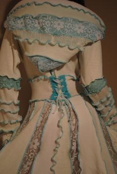 Love the corset style.Would pick different colors tho but love concept I think I can rock this style ; )