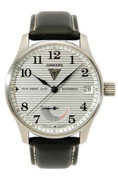 Junkers Armbanduhr 6662-1 versandkostenfrei, 100 Tage Rückgabe, Tiefpreisgarantie, nur 1799,00 EUR bei Uhren4You.de bestellen