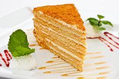 Торт «Медовик»: рецепт Мягкий нежный медовый торт. Слоеный торт Медовик буквально тает во рту.Ингредиенты для торта Медовик:мука — примерно 500 г;мед — 4 ст. л.;фундук — 100 г;сахар — ...