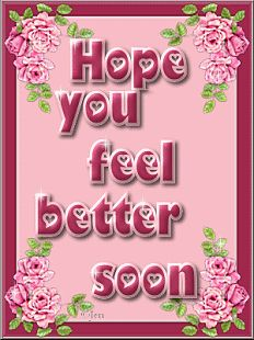 get well soon greetings messages | Get Well Soon - Messages, Cards, Images and Graphics with Get Well ...
