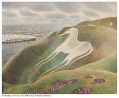 The draw of the Downs: what brought Virginia Woolf, Vanessa Bell, Ezra Pound and friends to the Sussex hills?