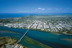 Pioneer River www.parkmyvan.com.au #ParkMyVan #Australia #Travel #RoadTrip #Backpacking #VanHire #CaravanHire