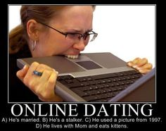 Online dating losers