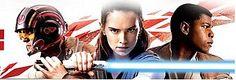 Les premiers visuels de Rey, Finn et Poe dans The Last Jedi ! - Planète Star Wars