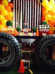Decoración fiesta temática motos y carros de carrera Nutrition Program, Kids Nutrition, Health And Nutrition, Cars Birthday Parties, 30th Birthday, Birthday Party Invitations, Math For Kids, Home Interior, Party Cakes