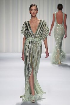 Abed Mahfouz - Haute couture - Spring-summer 2013