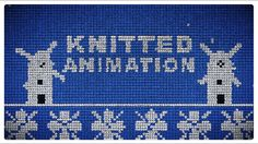Knitting animation After Effects tutorial