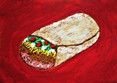 Brightscapes: The Way To Beauty  Georgiana's Burrito #287 https://www.etsy.com/listing/186507940/custom-commission-original-art-by-mike  My work on view at:  @540WMain Show Opening May 6th! https://www.facebook.com/events/1375569762587769/  @Whitman Works Company https://www.whitmanworks.com/art-products?category=Mike+Kraus  Please support my friend @Jen Lunsford for NYS Senate https://www.facebook.com/events/164746154339050/  #