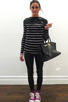 Olivia Palermo on #FashionLook www.fashionlook.co