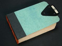 Letter Q Tab Book by erinzam, via Flickr