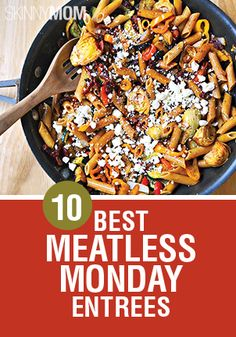 Want to start meatless mondays in your house? We have some awesome dishes to get you started!