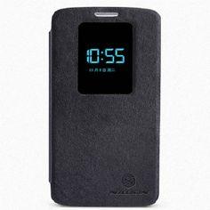 OEM Θήκη Smart Cover Preview  (Flip Case) - Μαύρο (LG G2) - myThiki.gr - Θήκες Κινητών-Αξεσουάρ για Smartphones και Tablets - Χρώμα μαύρο Digital Alarm Clock, Cases
