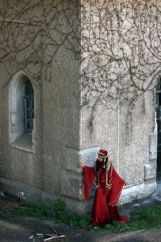 traditional ottoman dress