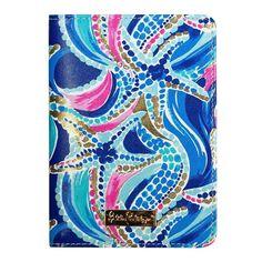 Passport Cover - Ocean Jewels