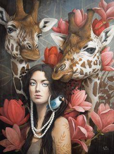 Apocalypse Art, Various Artists, World Cultures, Fantasy Art, Illustration Art, Illustrations, Creatures, Princess Zelda, Drawings