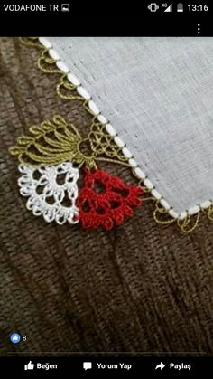 Asdf, Needle Lace, Tatting, Crochet Necklace, Embroidery, Model, Leather, Herb, Amigurumi