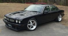 Brian's 1998 Jaguar XJR (X308) - AutoShrine Registry