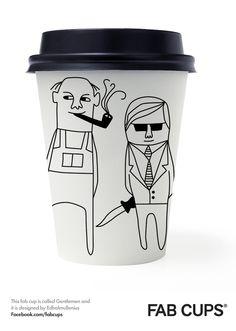 A Fab Cup designed by Edholmullenius