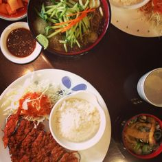 Korean dishes | miss these