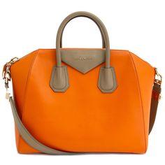 daef317b67d3 Labellov Givenchy Antigona Bi-Color Medium Bag ○ Buy and Sell Authentic  Luxury