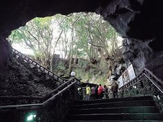 It's too hot in the Philippines! Take me to these lava tubes in Jeju, now! Top Tours, Jeju Island, Tourist Places, Future Travel, North Korea, Asia Travel, Seoul, Philippines, The Past