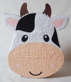 Ideas for lola cow party birthday decoration Cow Cupcakes, Custom Cupcakes, Farm Birthday, Third Birthday, Cow Ornaments, How To Make Decorations, Cow Decor, Happy Eid, Farm Party