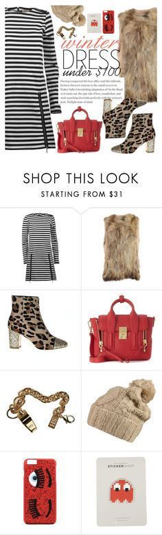 """""""Winter Dresses Under $100"""" by italist ❤ liked on Polyvore featuring Michael Kors, Stella Forest, Polly Plume, 3.1 Phillip Lim, Sophie Hulme, Polo Ralph Lauren, Chiara Ferragni and Anya Hindmarch"""