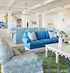 living room | Elizabeth Schmidt Interior Design