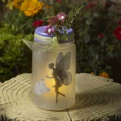 Are you as in love with fairy gardens as we are? We're enchanted by all things fairy here at Plaid! No matter if you're new to the fairy fun or if you've already been living the glow life, we've got a fun and easy fairy garden project to share with you.
