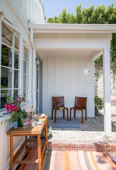 House Tour: A Backyard Boho Eclectic Guest House | Apartment Therapy
