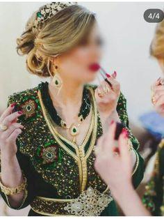 Caftans, Coin, Traditional Dresses, Bangles, Wedding, Design, Fashion, Moroccan Wedding, Caftan Dress