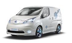 Nissan to offer zero-emissions e-NV200 commercial van in 2014 - Autoweek
