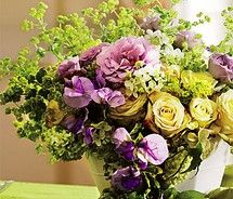Flower arrangement idea