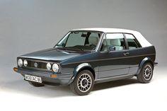 VW Golf Mk1 Cabriole