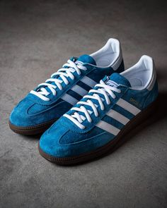 Adidas Originals Spezial - Sneaker Low - Blue/White