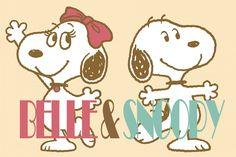 Belle & Snoopy