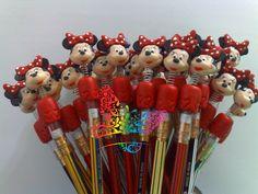ALQUIMIAS: Lembrancinha Minnie Vermelha