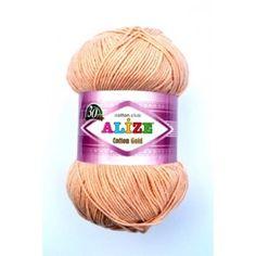 Alize cotton gold 100 gram poeder roze 161