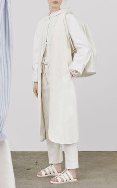 Etiopa Coat by JIL SANDER for Preorder on Moda Operandi