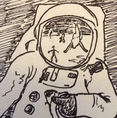 Astronaut By me