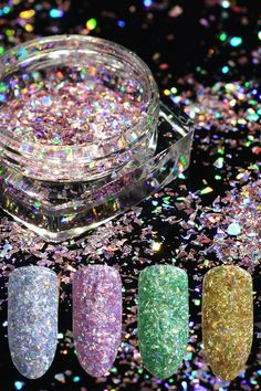 #glitter #manicure #makeup #nails #beauty #nailart #mua #pedicure #fashion #nailsofinstagram #makeupartist #gelnails #nail #love #naildesign #lashes #eyeshadow #gelpolish #beautiful #nailswag #art #nailpolish #sparkle #nailsoftheday #cosmetics #gel Glitter Manicure, Gel Nails, Swag Nails, Druzy Ring, Gel Polish, Pedicure, Nailart, Lashes, Nail Designs