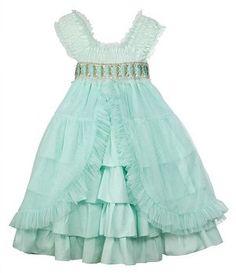 Luna Luna Aqua Clara Dress
