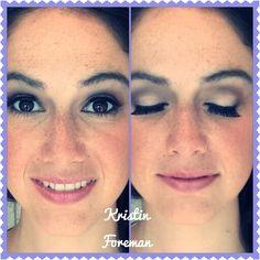 #bride #wedding #makeup by @Kristin Foreman