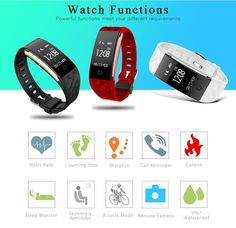 S2 Smartwatch Fitness Tracker (Android & iOS Compatible)