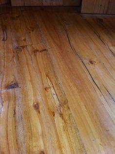 Floored with this reclaimed Wood Floor  Nadurra  Wood