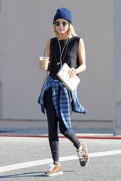 Emma Roberts in Los Angeles on Jan. 19, 2015. Getty Images -Cosmopolitan.com